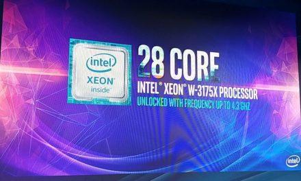 Intel Xeon W-3175X: a falta de STIM pasta térmica para IHS