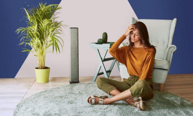 Energy Tower 2 Style: tres colores para un hogar de diseño y estilo