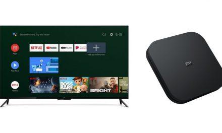 Xiaomi Mi Box S. El mejor Smart TV renovado