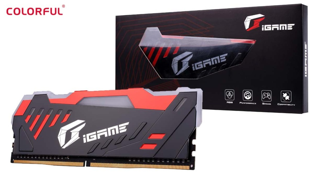 COLORFUL iGame D-RAM DDR4