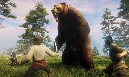 New World, juego creado por Amazon en un mundo salvaje