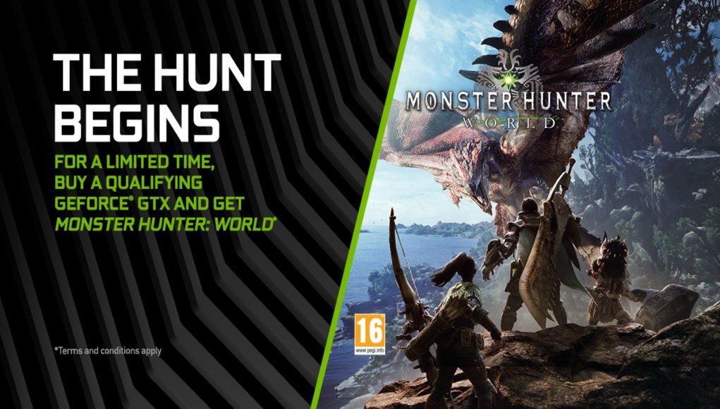 Monster Hunter World GRATIS