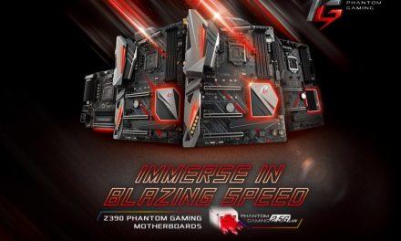 ASRock Intel Z390, nuevas placas base de la serie Phantom Gaming