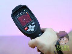 Cámara termográfica PCE TC 28