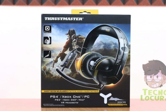 Thrustmaster Y-300CPX GHOST RECON WILDLANDS EDITION