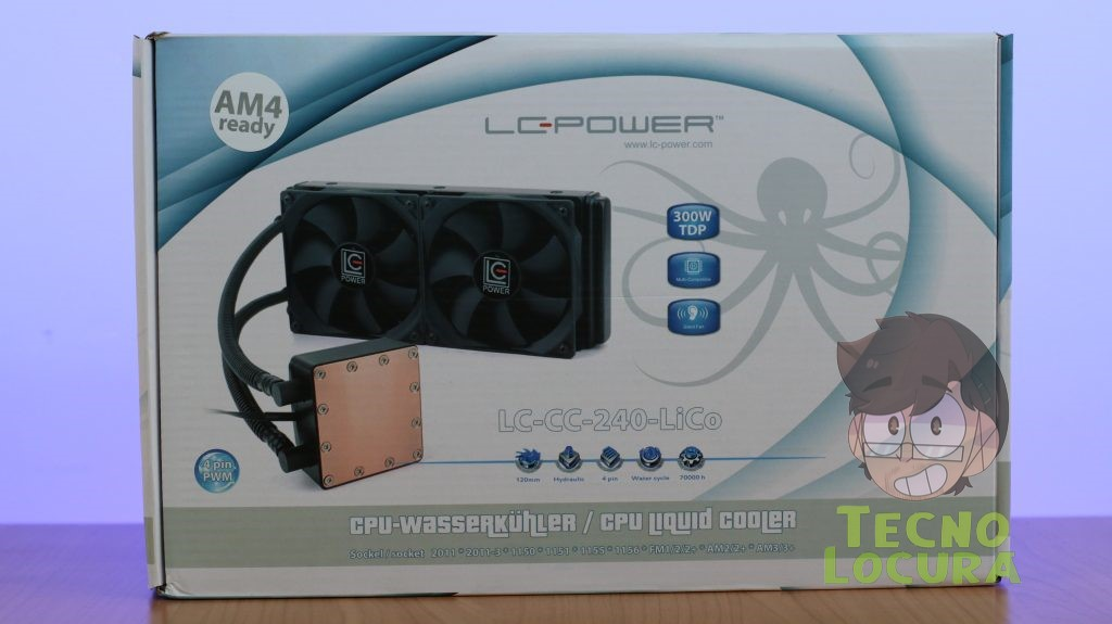 LC-Power LC-CC-240-LiCo