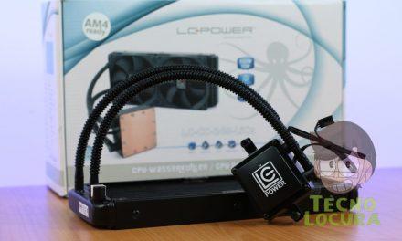 LC-Power LC-CC-240-LiCo: Refrigeración AIO a REVIEW