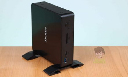 SHUTTLE XPC nano NC03U3: La potencia de un PC en la mano