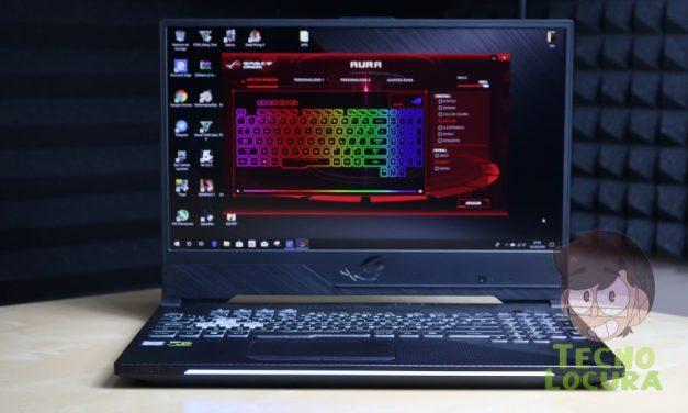 ASUS ROG Strix SCAR II GL504GS. Nuevo portátil gaming REVIEW