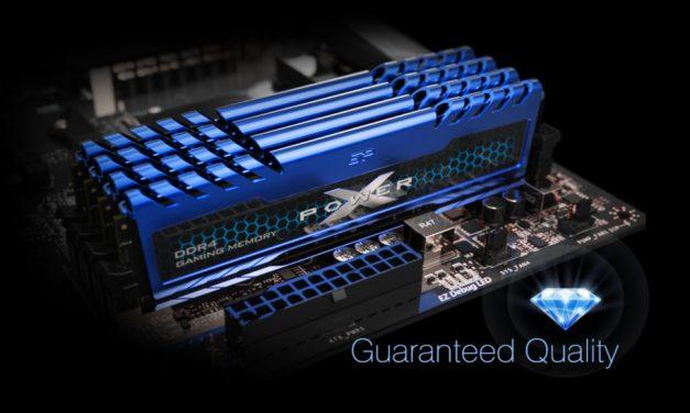 Silicon Power XPOWER: Nuevos Módulos de Memoria Gaming