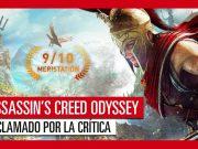 ASSASSIN'S CREED ODYSSEY: ACLAMADO POR LA CRÍTICA