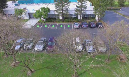 PlacePod, sensor de estacionamiento inteligente