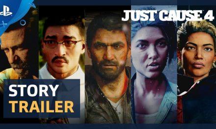 Just Cause 4: Gameplay Trailer de la historia lanzado