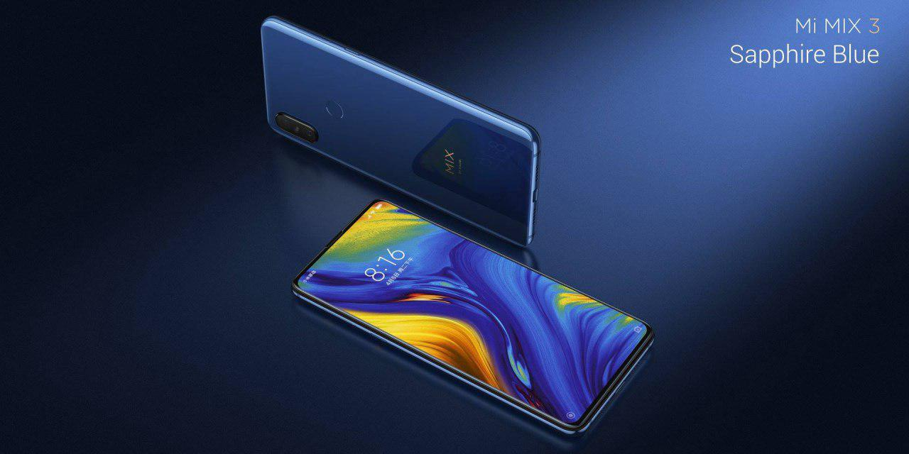 Xiaomi Mi MIX 3 a un precio muy jugoso
