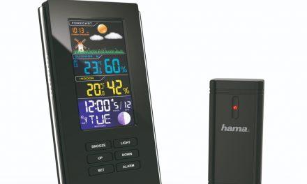 Hama Estación Meteorológica para protegerte del frío este invierno