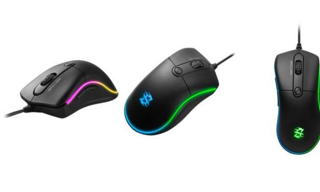 Sharkoon SKILLER SGM2, ratón gaming para el día a día