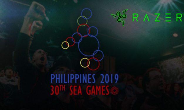 Razer, colaborador oficial en los Juegos del Sudeste Asiático 2019