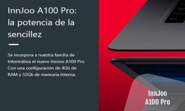 InnJoo A100 Pro, un paso adelante en los ultrabooks