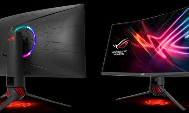 ASUS ROG Strix XG32VQR: Nuevo monitor premium FreeSync 2