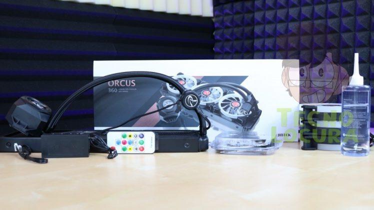 Raijintek ORCUS 360 RBW