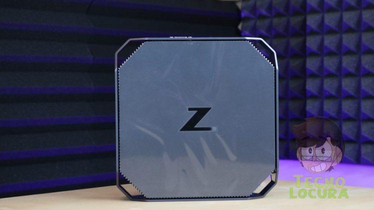 HP Z2 Mini G4 Workstation