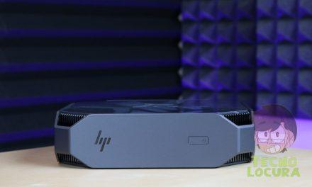 HP Z2 Mini G4 Workstation. Estación de trabajo a REVIEW