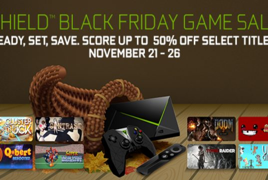 Ofertas del Black Friday SHIELD November Game Sale 2018