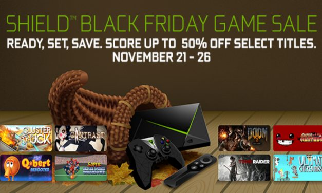 Ofertas del Black Friday y Cyber Monday NVIDIA SHIELD TV