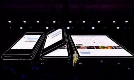 Samsung Infinity Flex Display: Llegan los móviles PLEGABLES