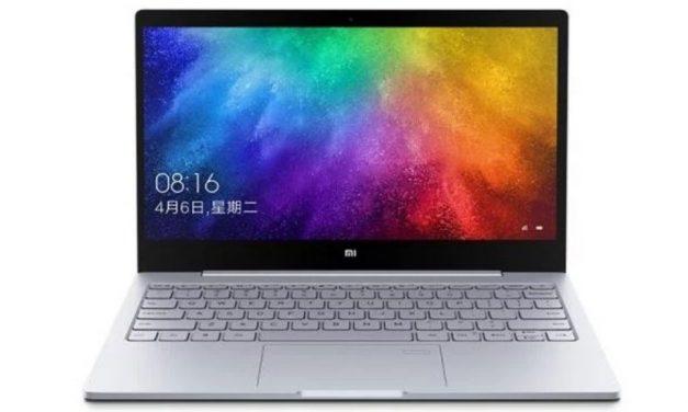 Xiaomi Mi Notebook Air: nuevo modelo más barato con Intel Core i3