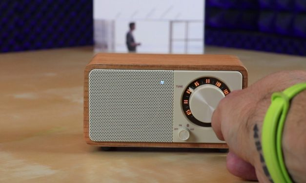 Sangean Genuine Mini WR-7: La radio más potente