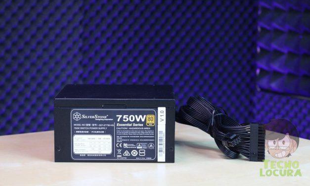 SilverStone ET750-HG: Una PSU de calidad-precio a REVIEW