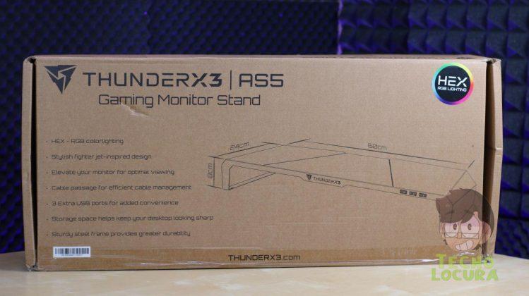 Thunderx3 AS5 HEX