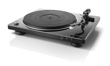 Denon DP-400 y DP-450USB: leer y digitalizar vinilos con estilo