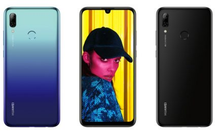 Huawei P smart 2019, el nuevo smartphone para todos