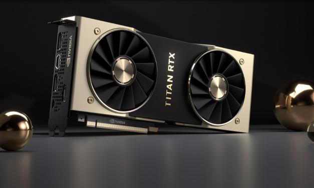NVIDIA Titan RTX revelada oficialmente por £ 2,399