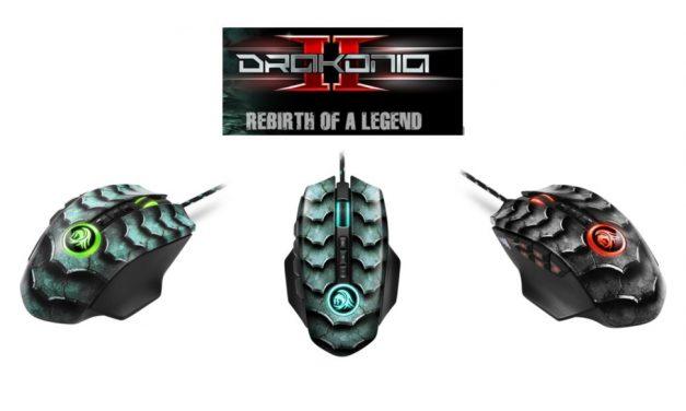 Sharkoon Drakonia II – Regresa el dragón