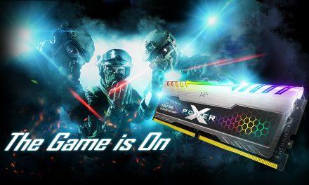 Silicon Power lanza su primer módulo de memoria RGB para gamers