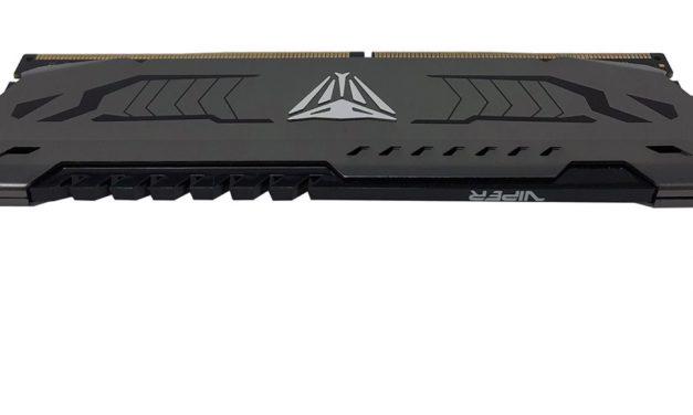 Patriot Viper Steel DDR4 16GB a 4400MHz de velocidad