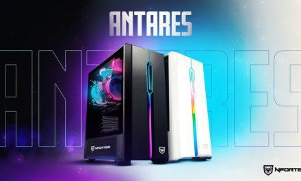 NFORTEC ANTARES combina elegancia y RGB en uno
