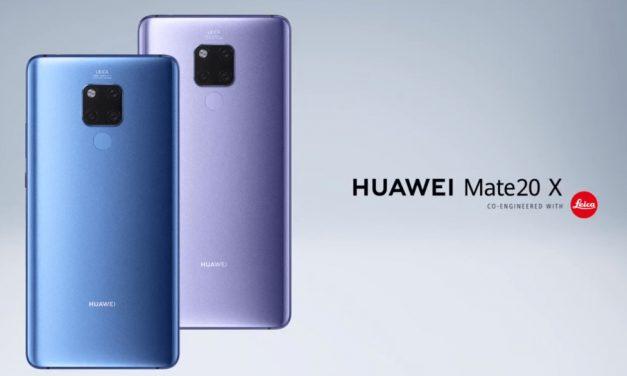 Huawei Mate 20 X: La bestia llega a España