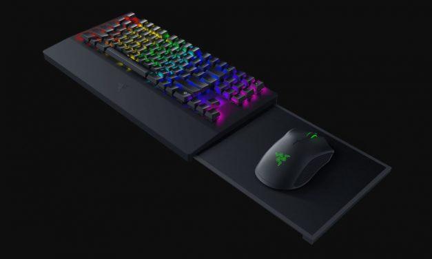 Razer Turret: primer teclado y ratón wireless para Xbox One