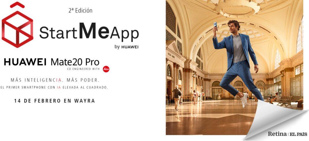 Huawei premios #StartMeApp