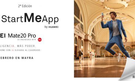 Huawei: segunda edición de los premios #StartMeApp