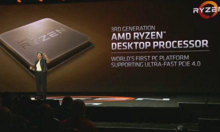 AMD Ryzen 3000 ¿16 cores o manteniendo 8?
