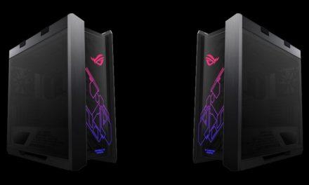 ASUS ROG Strix Helios con iluminación Aura Sync
