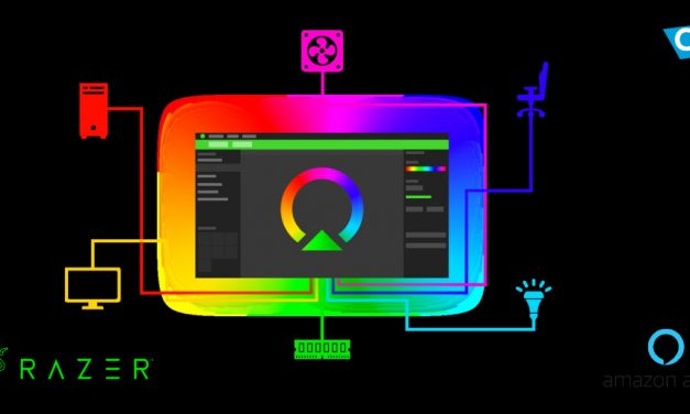 Razer Chroma y Amazon Alexa dan la mejor iluminación