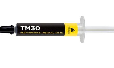 CORSAIR TM30 , su primera solución de pasta térmica