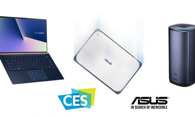 ASUS StudioBook S, ProArt, ZenBook y más novedades