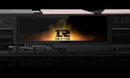 Colorful GeForce RTX 2080 Ti con pantalla A COLOR